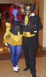 Mystique+Wolverine