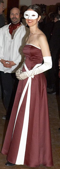 PEERS Phantom of the Opera Ball, March 2006
