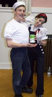 Popeye+OliveOyl
