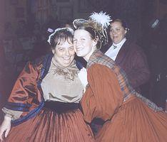 MrsFezziwig+MissDobbins