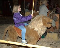 RidingLion