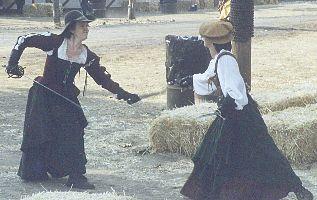 Swordswomen