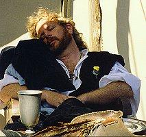 CaptaineSleeping