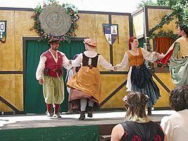 Dance-Argeers