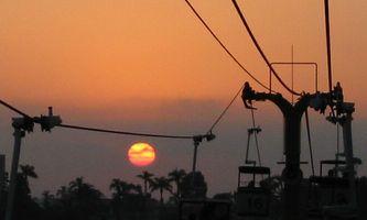SunsetFromTheSkyChair